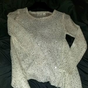 Sale CATO SWEATER TOP MUST SEE size stretchy